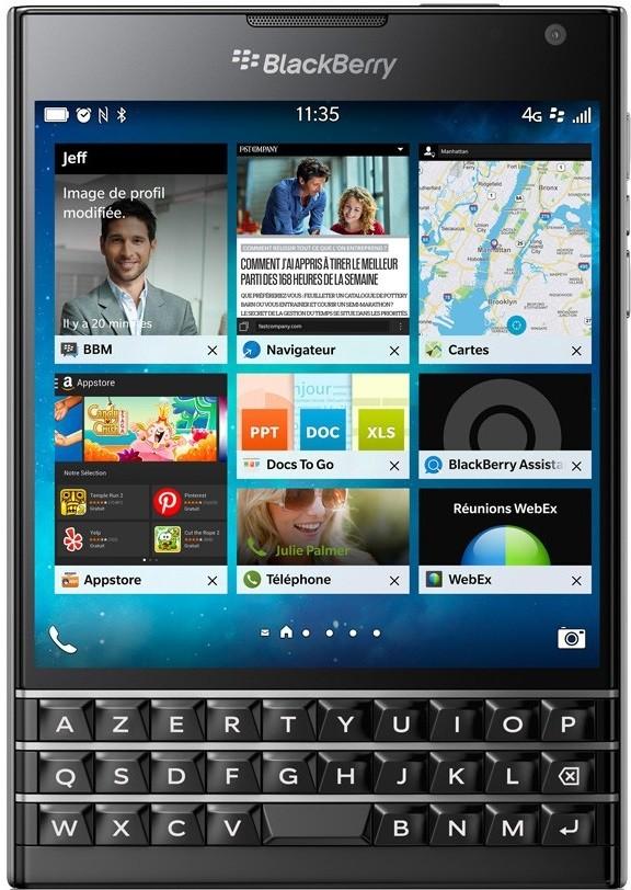Blackberry Passport (Azerty)