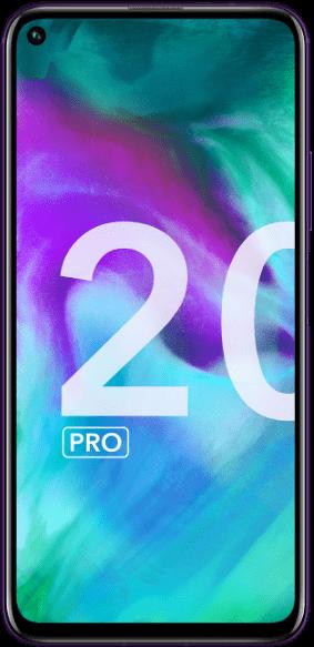 Honor 20 Pro 256Go