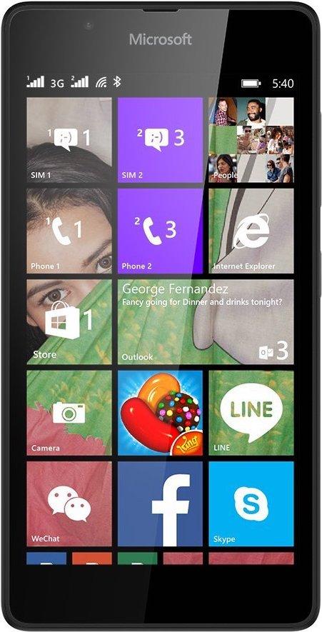 Lumia 540 Double SIM