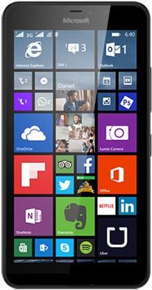 Lumia 640 XL Double SIM