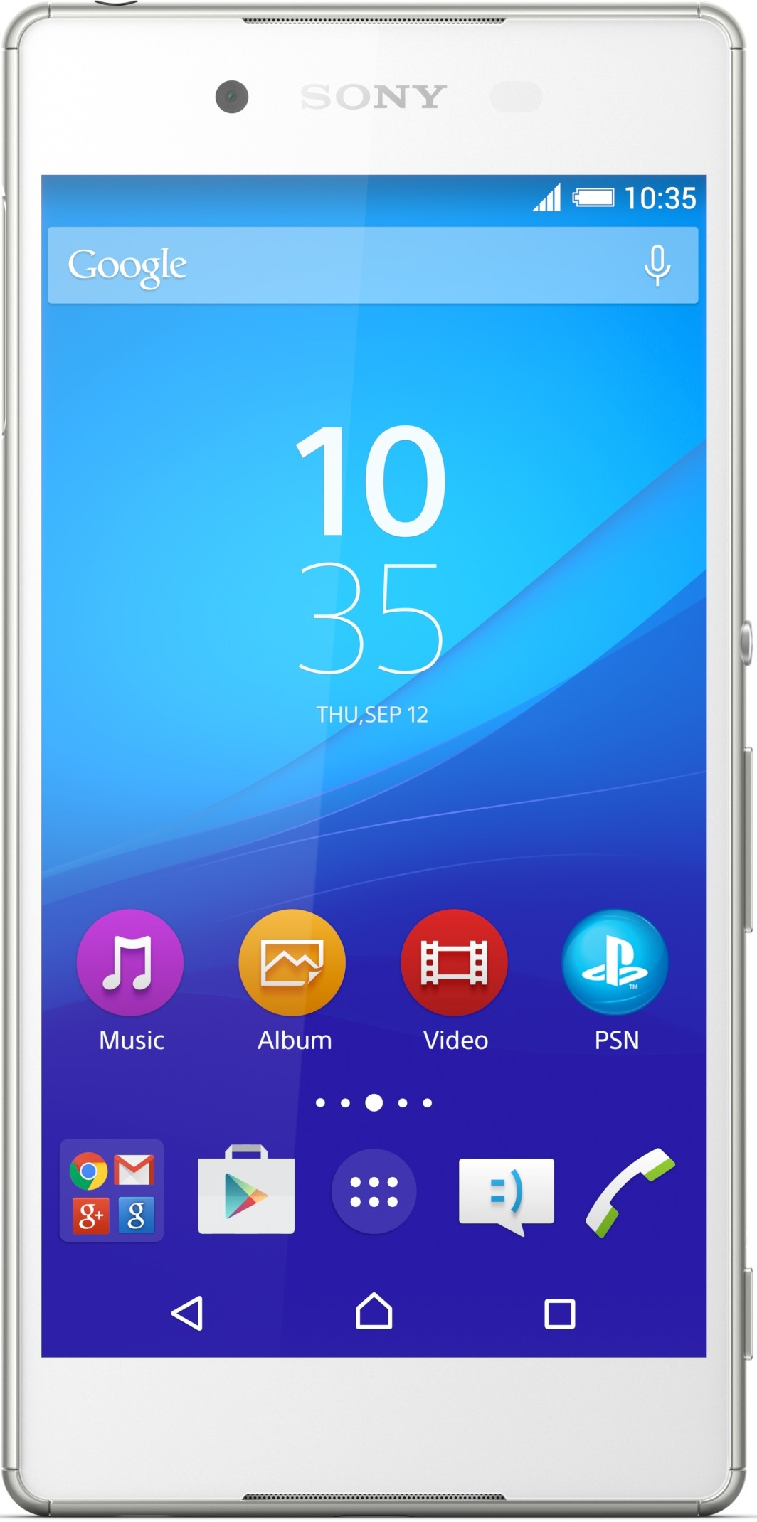 SONY Xperia Z3 PLUS 32Go